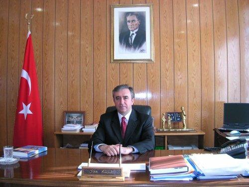 Vali İsa KÜÇÜK (08.02.2003-08.01.2006)